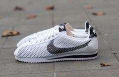 nike cortez with holes