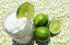 Frozen Coconut Limeade by dessertnowdinnerlater.com - a summer version of frozen hot chocolate! #recipe #dessert