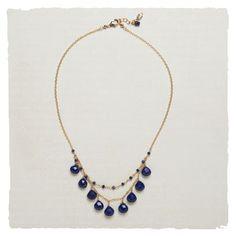 Arhaus Jewels- Lula Designs Queen's Lapis Necklace