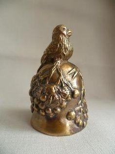 Vintage Brass Lady Bells | Curiosities | Pinterest | Le'veon Bell ...