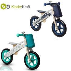 It provides child development from the youngest years. Riding a bike race allows quick learning balance.