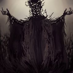 """""""Endless, endless…don't you see? Fever dreams, much less so. Micolash had some kind of final form in this one, where he was turning. Dark Souls, Bloodborne Art, Old Blood, Eldritch Horror, Hp Lovecraft, Princess Of Power, Cthulhu, Dark Fantasy, Dark Art"""