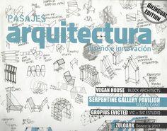 Pasajes arquitectura diseño e innovación (Madrid) / NA 5 P3 NO 138 2015