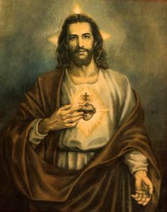 My God, I believe, I adore, I trust and I love Thee. I beg pardon for all those that do not believe, do not adore, do not trust and do not love Thee.  Sacred Heart of Jesus, have mercy on us.
