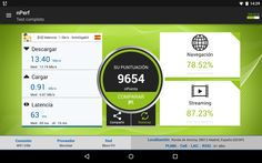 Speed Test Velocidad 4G WiFi – para Android