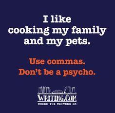Skrivtips: Det kan få ödesdigra konsekvenser att inte ha koll på grammatiken.