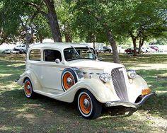 1937 Hudson Terraplane Convertible Vintage Cars