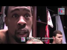 Blake Griffin's FUNNY interview after win over Thunder