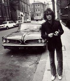 Shine on you crazy diamond.... Syd Barrett from Pink Floyd...