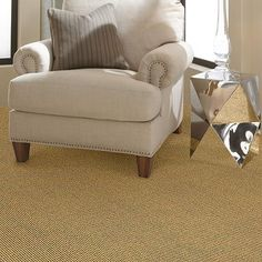 Bound, this looks just like sisal. More comfortable, no shedding and can be cleaned. Style: something new z6861 beeswax Carpet Product Detail   Tuftex