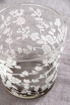 ガラスタンブラーCountry Grey ~サラグレース~