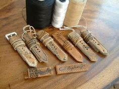 Handcrafted Baseball Glove Straps - Watch Freeks