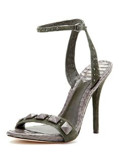Catena Studded Sandal by B Brian Atwood $375