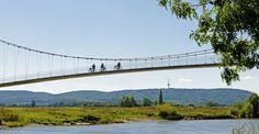 Romantische Radtouren im Weserbergland