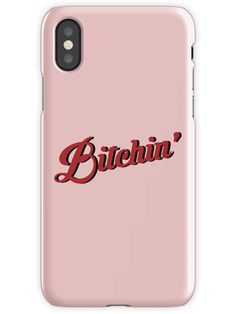 Bitchin' Eleven Stranger Things Quote iPhone X Snap Case Stranger Things Phone Case, Stranger Things Quote, Stranger Things Aesthetic, Eleven Stranger Things, Iphone Cases Quotes, Iphone Cases Disney, Cool Phone Cases, Iphone Case Covers, Iphone Gadgets