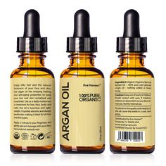 Amazon.com : Organic ARGAN Oil 30ml - Naturally Rich in Anti-Aging VITAMIN E - 100% Pure & Certified - SEE RESULTS OR MONEY-BACK - For NATURAL Face Moisturizing, Hair Treatment, Skin & Nail Care - BUY NOW WITH CONFIDENCE! : Body Oils : Health & Personal Care