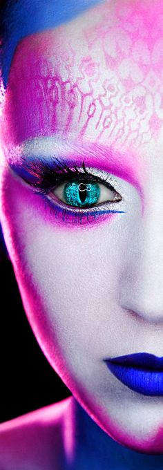E.T. Makeup, Katy Perry, 2011.