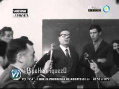 Salvador Allende Universidad de Antofagasta Octubre 1971 - A 40 años del Golpe de Estado