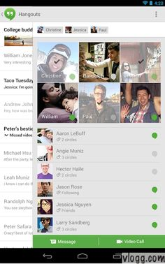 Now See Who is Online using New Android Hangouts App!
