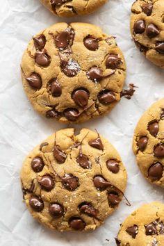 Protein Cookies {4 Ingredients!} - The Big Man's World ®