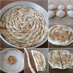 Haşhaşlı Çörek Yapılışı