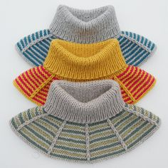 Image may contain: hat Knit Cowl, Knit Crochet, Crochet Hats, Hand Knitted Sweaters, Knitted Hats, Handgestrickte Pullover, Crochet Neck Warmer, Knitting For Kids, Baby Knitting Patterns