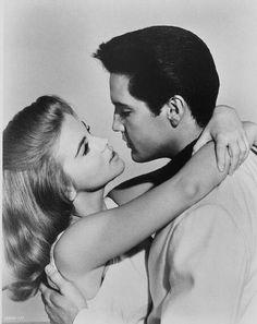 Ann Margaret and Elvis Presley