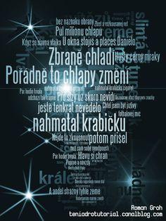Typografický plakát
