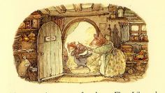 Brambly Hedge by Jill Barklem, author and illustrator Beatrix Potter, Brambly Hedge, Children's Book Illustration, Book Illustrations, Woodland Illustration, Conte, Hedges, Cute Art, Find Art