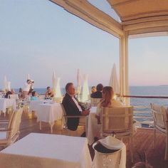 Dinner with a view | Part 3 | Check my profile for the full view 🎀…