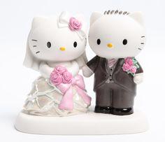 Precious Moments x Hello Kitty: Wedding