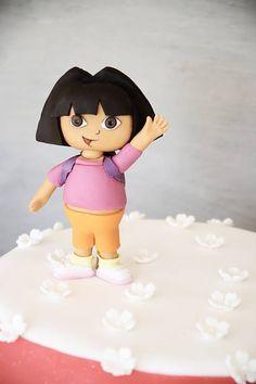 92 Best Dora Cake Ideas Images In 2019