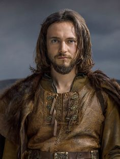 George Blagden as Athelstan in Vikings