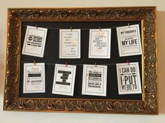 Affirmation Tags