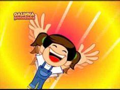 Mariana - DVD Galinha Pintadinha - Desenho Infantil