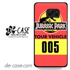 Jurassic Park Tour Vehicle DEAL-5997 Samsung Phonecase Cover For Samsung Galaxy Note 7