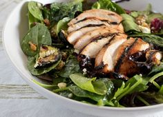 Sticky Sweet Grilled Honey  Ginger Chicken Recipe foods