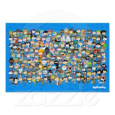 Poptropica Characters Poster