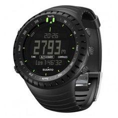 Suunto Core All Black, la montre outdoor par excellence ! (également en promotion sur lepape.com)