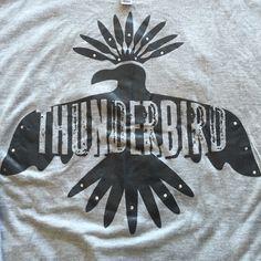 'Thunderbird' dolman top Thunderbird dolman top. Size XXL. Runs smaller more like L/XL Tops Tees - Long Sleeve