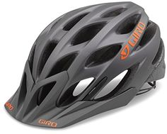 Giro Phase Helmet - Men's Matte Titanium/Flame Medium * Find out more about the great product at the image link.