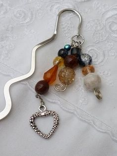 Bead Book Mark | Romancing The Stones MISI Handmade Shop