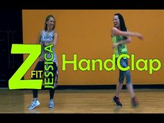 """""""Hands Clap"""" by Fitz & the Tantrums-Zumba - YouTube"""