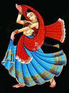 India Simple Rangoli Designs Images, Colorful Rangoli Designs, Indian Women Painting, Indian Art Paintings, Dancing Drawings, Cool Art Drawings, Madhubani Art, Madhubani Painting, Rajasthani Painting