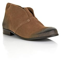 "Steven by Steve Madden ""Axcent"" Suede Ankle Boot at HSN.com."