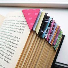 Bookmark - Unique Corner Bookmarks (random) - Reader Gift - Book Lover Gift - Gift for Reader - Gift for Women - Bookworm for Her Creative Bookmarks, Cute Bookmarks, Bookmark Craft, Corner Bookmarks, Handmade Bookmarks, Crochet Bookmarks, Paper Bookmarks, How To Make Bookmarks, Book Lovers Gifts