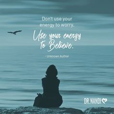 Don't use your energy to worry. Use your energy to believe. Self love Quotes. General Quotes, Self Love Quotes, Happy Quotes, Happiness Quotes, Smile Quotes, Find Quotes, Quotes To Live By, Quotes Quotes, Qoutes