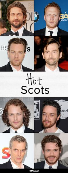 As the Scottish vote goes through today.  We look at our Favorite Famous Scottish People.