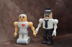 Pañuelos Familia® Chic Metallic. Un toque Chic que le dará brillo a cualquier lugar. Robots, Fictional Characters, Jitter Glitter, Robot, Fantasy Characters