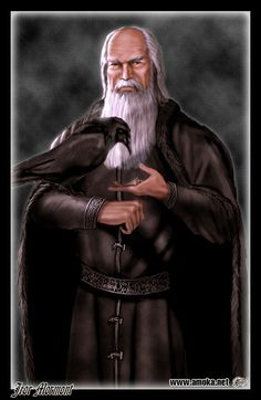 Jeor Mormont by Amok